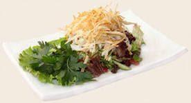 Салат с картофелем пай и копченой колбасой рецепт